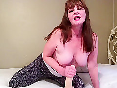 Anal, Mature, Masturbation, Milf, Big Tits, Fingering, Lingerie, Smoking, Solo Female
