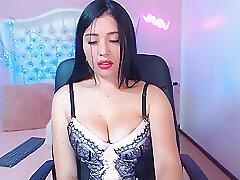 Amateur, Masturbation, Milf, Webcam, American, Brunette, European, Female Orgasm