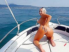 Amateur, Big Cock, Blondes, Cumshot, Milf, POV, Cum, Cock, Big Tits, German, HD, Outdoor