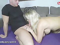 Amateur, Blonde, Milf, big-tits, casting, facial, german, hd