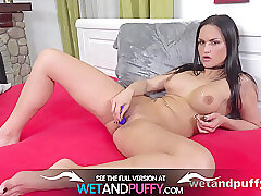 Amateur, Milf, Webcam, Big Tits, Brunette, Czech, Female Orgasm, HD, Solo Female, Tattoo, Toys