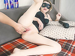 Amateur, Blondes, Fetish, Milf, Big Tits, Couple, Female Orgasm, Fisting, HD, Toys