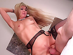 Amateur, Blonde, Milf, hd, old-and-young, stockings