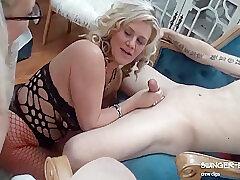 Amateur, Big Cock, Blonde, Milf, Group Sex, cock, sex, american, big-tits, deepthroat, interracial, lingerie, swingers, tattoo