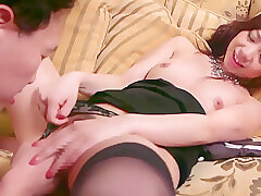 Amateur, Asian, Milf, Rimming, Big Tits, Brunette, HD, Hairy, Japanese, Stockings