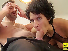 Amateur, Big Cock, Fetish, Milf, Cock, BDSM, Big Tits, Bondage, Brunette, Deepthroat, HD, Lingerie, Stockings, Toys