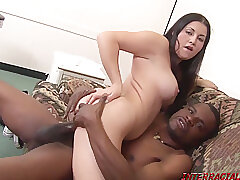Amateur, Big Cock, Milf, Cock, Big Ass, Big Tits, Brunette, Deepthroat, HD, Interracial, Latina, Toys