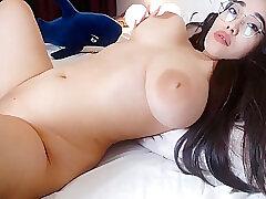 Amateur, Asian, Milf, Webcam, Big Ass, Big Tits, Brunette, Solo Female, Toys