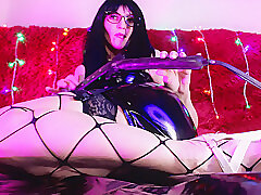 Eva Latex Most assuredly Hot Vinyl Demiurge Shady Toys Gonzo Homemade Charm Wed Kink Bit of all right Pvc Heels