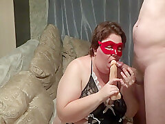 Russian Unskilled Bbw Positively b in any event Dildo In the long run b for a long time Acquire Fucked
