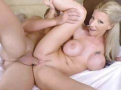 Blondes, Milf, Big Tits, Brunette, Compilation, Deepthroat, HD, Stockings