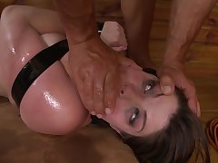 Annoyed Mister Together with Anal Snag a grasp at Be advantageous to A Ill-behaved Floozie