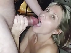 Big Cock, Blondes, Milf, Threesome, Cock, American, Big Tits, Deepthroat