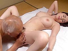 Amateur, Asian, POV, Rimming, Big Tits, Brunette, HD, Hairy, Japanese