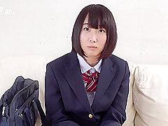 Asian, POV, Brunette, Casting, HD, Japanese
