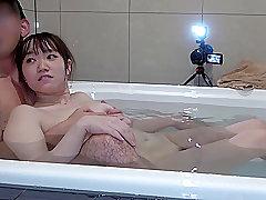 Asian, POV, Big Tits, Brunette, HD, Japanese