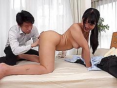 Amateur, Asian, Cumshot, Cum, Big Tits, Brunette, HD, Hairy, Japanese