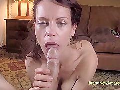 Amateur, Big Cock, Cumshot, Milf, POV, Cum, Cock, Big Ass, Big Tits, Brunette, Casting, Deepthroat, Facial, HD, Skinny