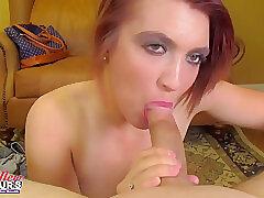 Amateur, Big Cock, Cumshot, Milf, POV, Cum, Cock, Casting, Deepthroat, Facial, HD, Red Head, Toys