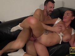 Milf, BDSM, Big Tits, Brunette, HD, Toys
