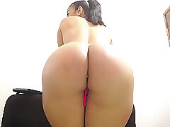 Amateur, Milf, Webcam, Big Ass, Brunette, Latina, Solo Female, Toys