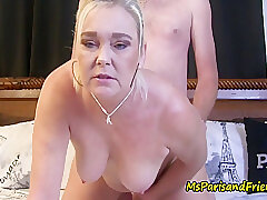 Amateur, Blondes, Milf, POV, American, Big Tits