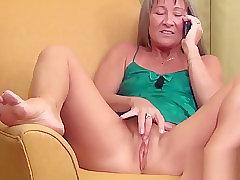 Amateur, Mature, Masturbation, Milf, Small Tits, Lingerie