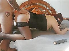 Amateur, Milf, POV, Big Ass, HD, Russian, Stockings