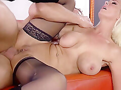 Amateur, Anal, Blondes, Milf, Threesome, Big Tits, Brunette, Cunnilingus, Deepthroat, Fingering, German, Old and Young, Stockings, Tattoo, Toys