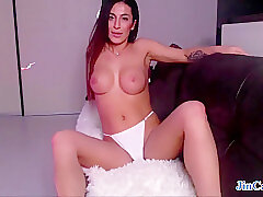 Amateur, Milf, Webcam, Big Tits, Red Head, Solo Female, Tattoo, Toys