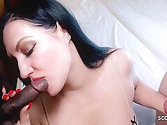 Amateur, Big Cock, Cumshot, Milf, Group Sex, Cum, Cock, Sex, Big Tits, Brunette, Deepthroat, Facial, German, Interracial, Tattoo