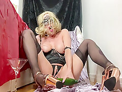 Amateur, Anal, Blondes, Milf, Webcam, Solo Female, Stockings, Toys