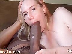 Amateur, Big Cock, Blondes, Cumshot, Milf, Cum, Cock, American, Cum In Mouth, Interracial