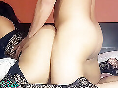 Morena Latina Culo Grande Tiene Sexo Packing review Un Motociclista