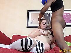 Amateur, Big Cock, Milf, Rimming, Cock, Big Ass, Deepthroat, HD, Interracial