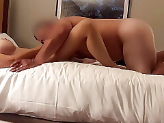 Amateur, Big Cock, Milf, Cock, Big Tits, Couple, Cunnilingus, Female Orgasm, HD, Step Fantasy