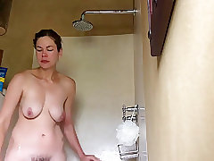 Amateur, Milf, Webcam, Big Tits, Brunette, HD, Hairy, Solo Female
