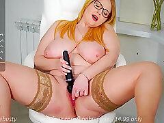 Amateur, Milf, Webcam, BBW, Big Ass, Big Tits, European, Red Head, Russian, Solo Female, Toys