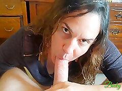 Amateur, Milf, POV, Handjob, Webcam, American, Brunette, Deepthroat