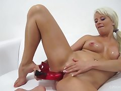 Anal, Blondes, Milf, Casting, Czech, HD, Toys