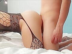 Amateur, Big Cock, Milf, POV, Cock, Big Ass, Couple, HD, Latina, Stockings