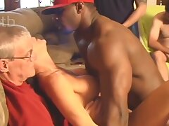 Cumshot, Fetish, Milf, Group Sex, Cum, Sex, Cuckold, HD, Interracial, Old and Young, Public, Red Head