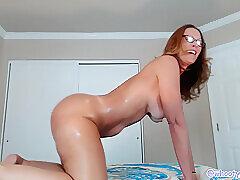 Amateur, Milf, Webcam, Big Ass, Brunette, HD, Solo Female