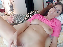 Masturbation, Milf, Webcam, HD, Squirt