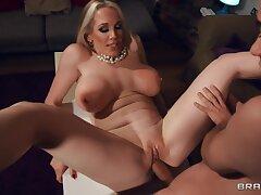 Big Cock, Blondes, Milf, Cock, Big Tits, HD, Tattoo