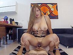 Amateur, Big Cock, Cumshot, Milf, Cum, Cock, Big Ass, Big Tits, Brunette, Deepthroat, Facial, HD, Hairy, Latina
