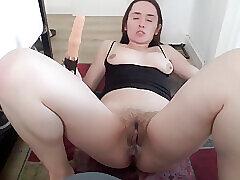 Amateur, Anal, Milf, Webcam, Big Ass, Brunette, HD, Hairy, Solo Female, Toys