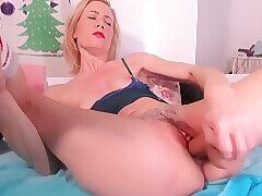 Amateur, Blondes, Milf, Webcam, Deepthroat, Fingering, HD, Solo Female, Toys