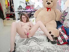 Amateur, Blondes, Milf, Webcam, HD, Solo Female, Toys
