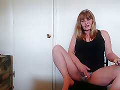 Anal, Mature, Fetish, Milf, Big Tits, Lingerie, Smoking, Solo Female, Toys